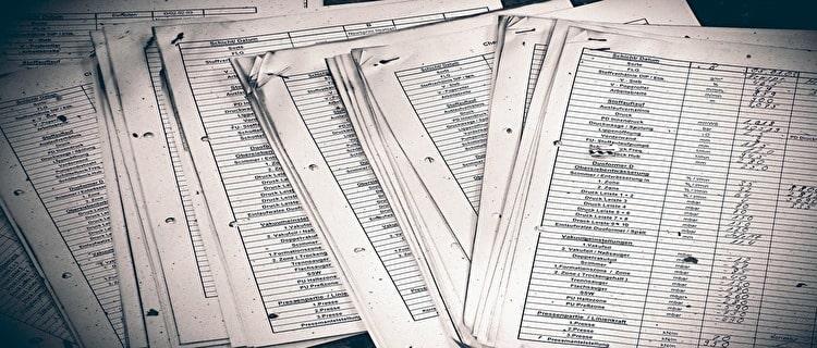アイフルビジネスファイナンスの審査での必要書類